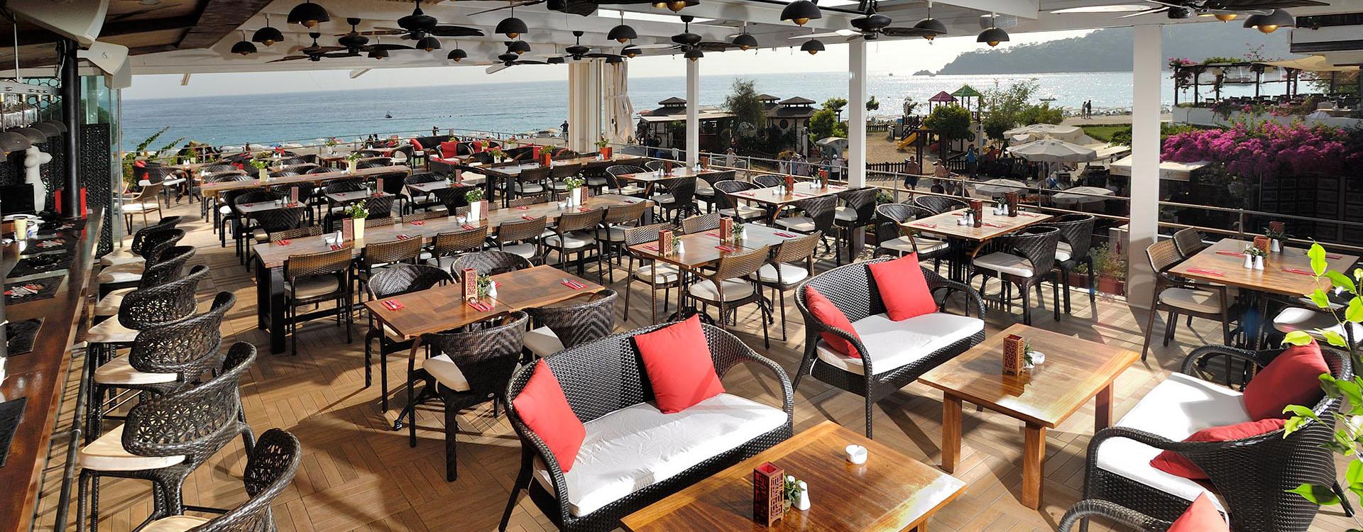 Hangout Restaurant Oludeniz Turkey