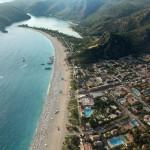 oludeniz beach Fethiye Turkey