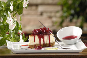 LİMONLU CHEESE CAKE
